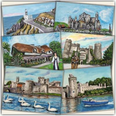 Ireland Original Paintings