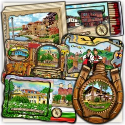 Колекции Сувенири и Подаръци 100