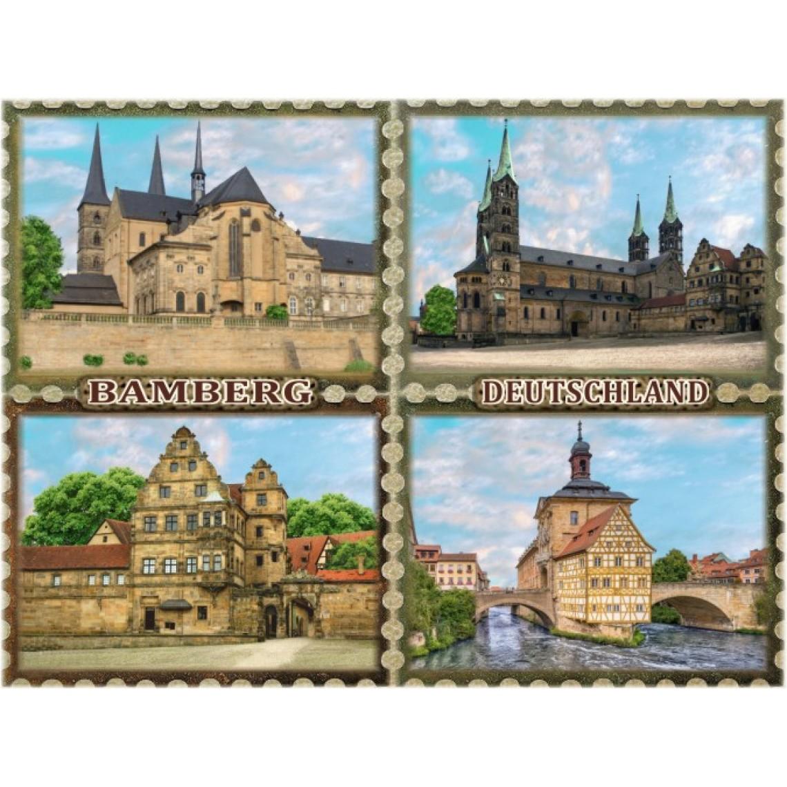 Пътеводител на Бамберг - Забележителности, Интересни места, Атракции