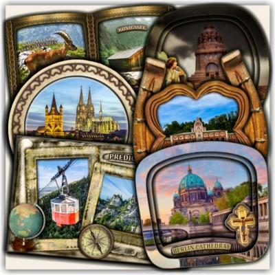 Колекции Сувенири от Германия