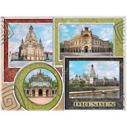 Пътеводител на Дрезден - Забележителности, Интересни места, Атракции