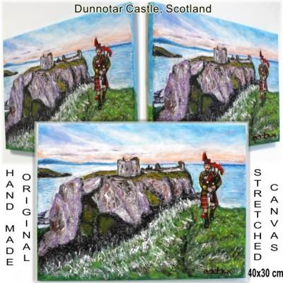 Scotland Original Paintings