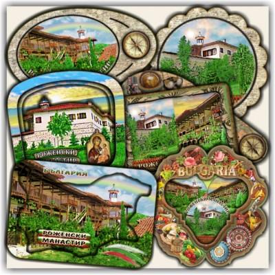Роженски манастир: Сувенири и Магнити