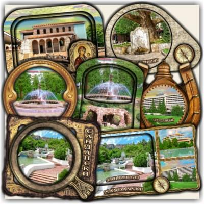 Сандански: Сувенири и Магнити