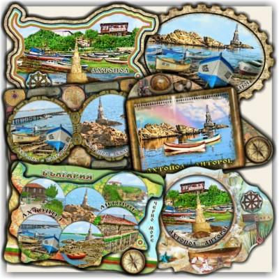 Ахтопол: Сувенири и Магнити