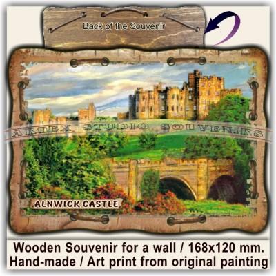 Стенни сувенири: Замъци от Англия