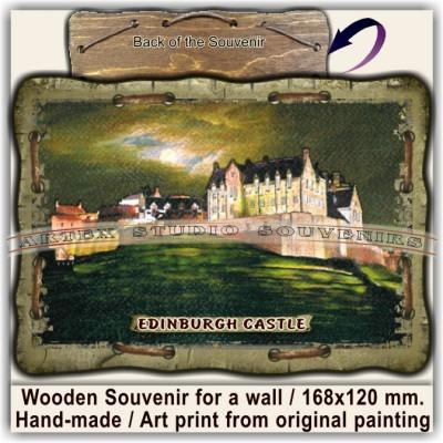 Стенни сувенири: Замъци от Шотландия